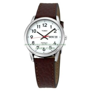 imex Nam T200419J Brown Watch With White Dial-hangxachtayshop