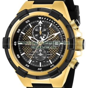 nvicta 28100 Aviator Stainless Steel Quartz with Silicone Strap-hangxachtayshop