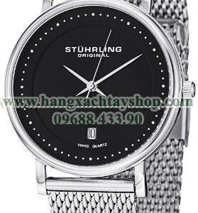 stuhrling original 734gm.02 ascot casatorra elite stainless steel-hangxachtayshop