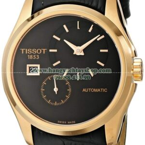 tissot T0354283605100 Analog Display Automatic Self Wind Black-hangxachtayshop