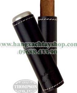 xikar-envoy-single-cigar-case-black-hangxachtayshop