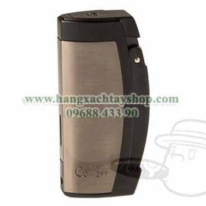 Colibri-Enterprise-Triple-Torch-Lighter-Gunmetal&Black