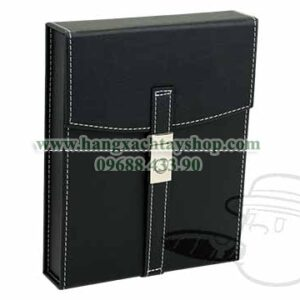 The-Florence-Black-Leather-10-Cigar-Case-By-Prestige-Imports