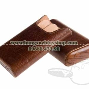 The-Show Band-3-Cigar-Gordo-Case-Antique-Saddle