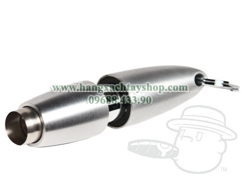 Xikar-009-Silver-Pull-Out-Punch-Cutter