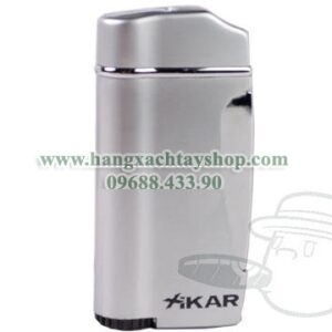 Xikar-Executive-Ii-Lighter-Silver