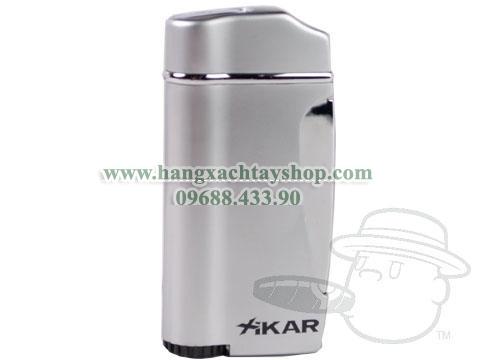 Xikar-Executive-Ii-Lighter-Silver