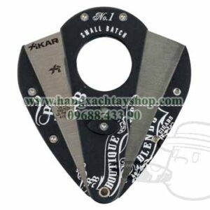 Xikar-Xi1-Boutique-Blends-Cigar-Cutter-Black