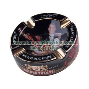 arturo-fuente-journey-ashtray-black