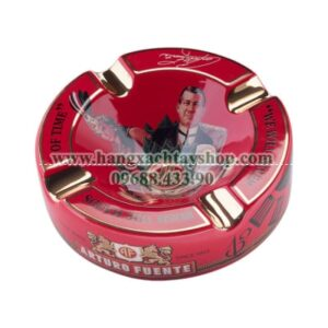 arturo-fuente-journey-ashtray-red