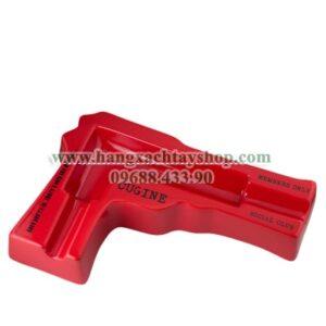 cugine-ceramic-ashtray-red