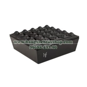 hf-melamine-grid-ashtray-black